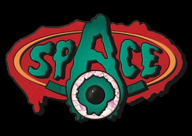 Space eye logo